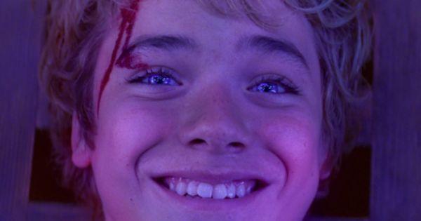 Jeremy sumpter peter pan smile