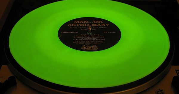 Glow In The Dark Vinyl Records Vinyl Vinyl Music