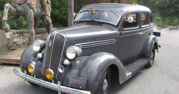 1936 plymouth p2 touring sedan plymouth pinterest for 1936 plymouth 4 door