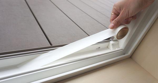 大嫌いな窓のサッシ掃除を 無くしちゃう ズボラ術 窓 サッシ