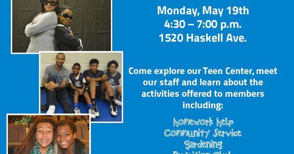 And Teen Center Meet The 104