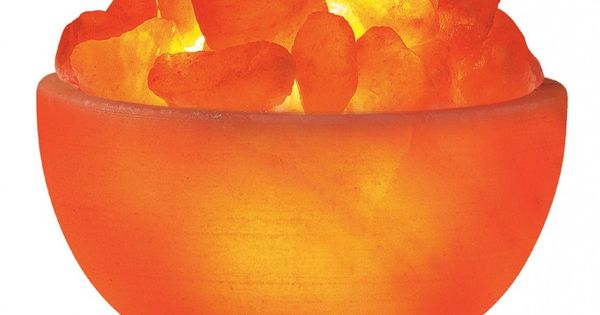 Rock Salt Lamp Feng Shui : Himalayan Salt Lamp!- we have several Feng Shui our lives Pinterest Himalayan salt lamp ...