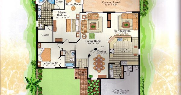 The Classical Collection Bolero With Cassita Floor Plan In