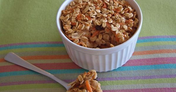 ... of champions! | Pinterest | Baked Oatmeal, Carrot Cakes and Carrots