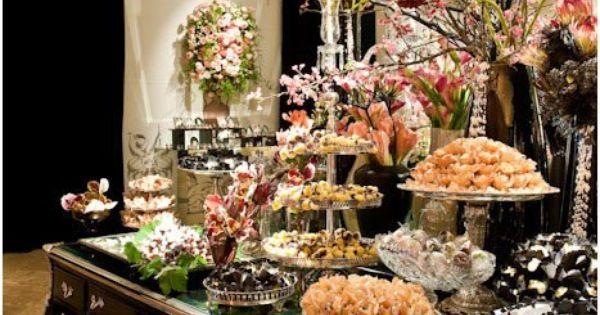 amazing dessert buffet www dicasdatathi tumblr com party