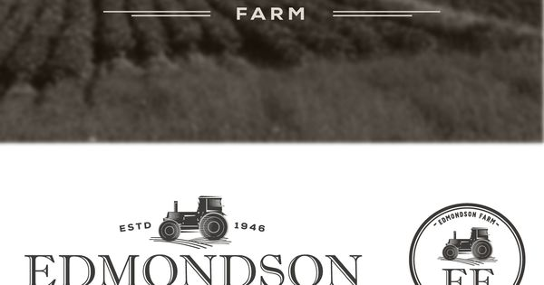 Create the next logo for Edmondson Farm Logo design 76 by Thebluestrawberry