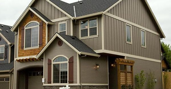 I think this house is pretty with the exterior colors and for Exterior design vancouver wa