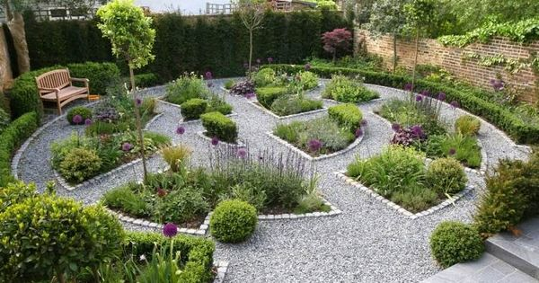 Gravier D Coratif Et Galets Pour Enjoliver Votre Jardin 30 Id Es More D Co Design And