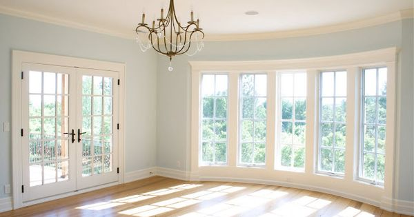 French doors floor to ceiling windows love this blue for - What are floor to ceiling windows called ...