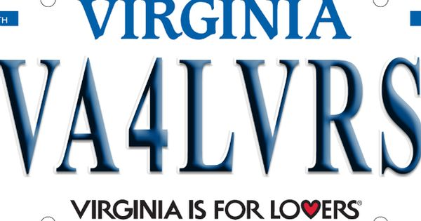 Details of New Virginia License Plates With Virginia Is ...