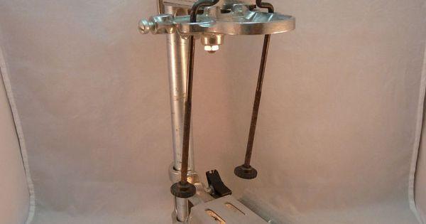 Sears Craftsman Benchtop Portable Aluminum Hand Drill