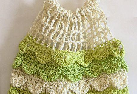 Green, crochet, purse, bag cute as a beach bag