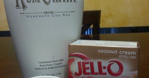 Rum Chata Colada --- a lil bit o'heaven!!! 1 small box coconut