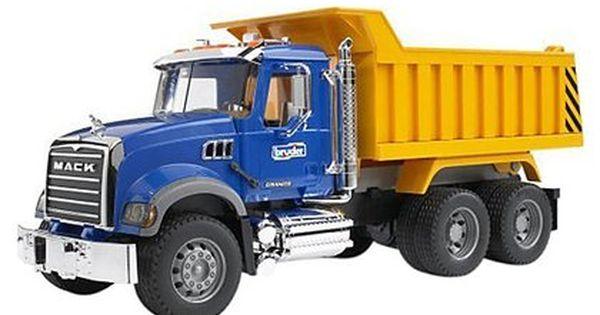 Bruder Mack Granite Dump Truck Mack Trucks Bruder Bruder Spielzeug