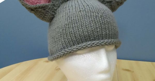 Knitting Pattern For Donkey Hat : Horse Knit Hat PDF Pattern, Donkey Knit Hat PDF Pattern ...