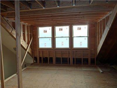 Dormer Addition A Day In Review Attic Remodel Attic Renovation Dormers