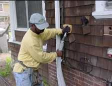 Blowing Cellulose Insulation Into Existing Walls Cellulose Insulation Blown In Insulation Energy Conservation