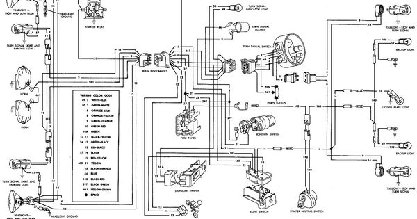 Awesome 1966 Ford Mustang Wiring Diagram Di 2020