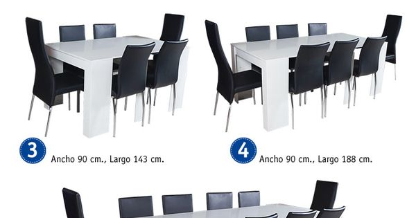 Comprar mesas comedor mesa consola convertible en color for Mesa 5 posiciones