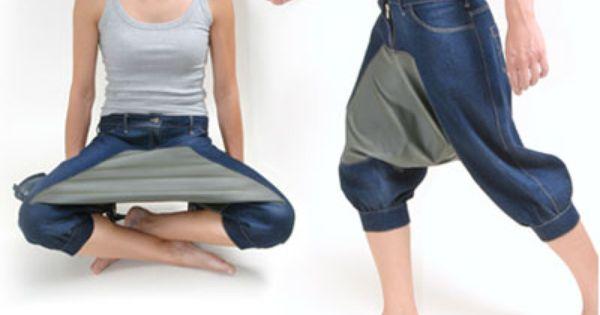Picnic pants | 33 Reasons We Should Maybe Be Worried About The