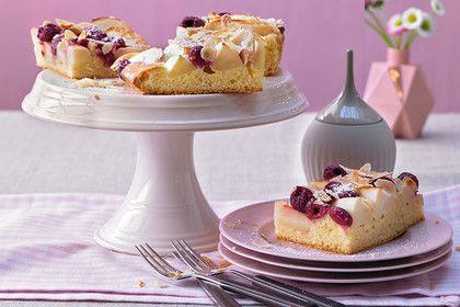 Apfel Kirsch Blechkuchen Nach Oma Barbel Rezept Blechkuchen Lebensmittel Essen Kuchen