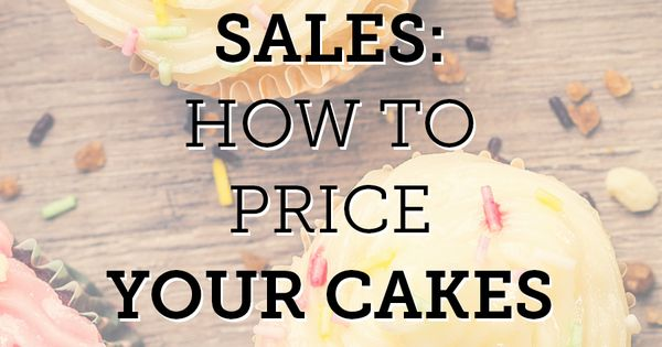 How Much To Charge For Cakes At A Bake Sale