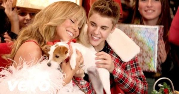 All I Want For Christmas Is You Superfestive Shazam Version Justin Bieber Christmas Mariah Carey Music Videos Vevo