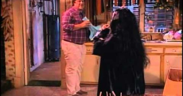 roseanne and home improvement always did the best halloween shows now the torch has been. Black Bedroom Furniture Sets. Home Design Ideas