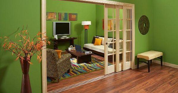 Johnson Hardware Multi Pass Photo Gallery Living Room Spaces Home Interior Barn Doors