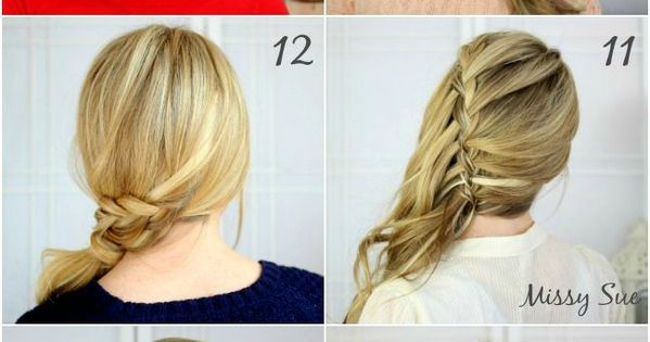 20 Braids For Spring Or Summer Summer Pinterest