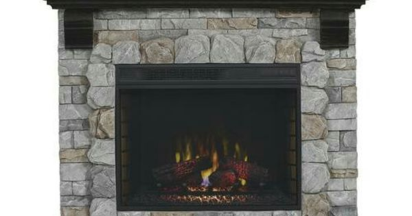 Ventless Electric Fireplace From Menards Menards Electric Fireplace Electric Fireplace Electric Fireplace Heater
