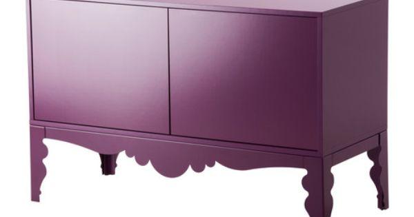 Trollsta skjenk lilla ikea oppbevaring pinterest for Ikea trollsta cabinet