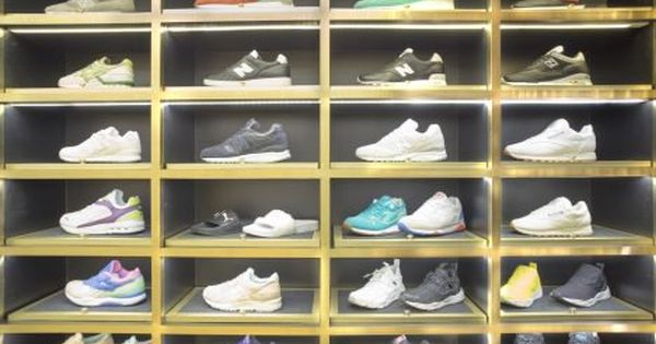 Bankok Shoe Store By External Reference Architects Mimics A Bank Vault Dezeen Banks Vault Bangkok Shoes Shoe Store