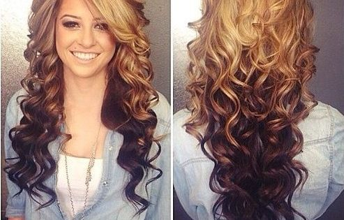 styles to do with hair 20 cool ombre hair color ideas ombre hair color trendy 9872
