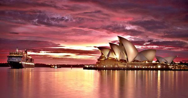 #SydneyAustralia