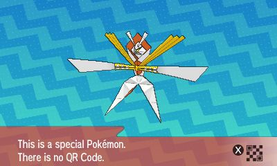 Rayquaza Special Qr Codes For Pokemon Ultra Sun Kartana Please Follow Me For More Daily News About Game Pokemon