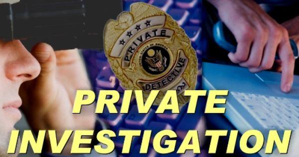 Privateinvestigator Detectiveservices Private Investigator