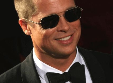 Mannerfrisur 5mm Brad Pitt Kurzhaarfrisuren Kurze Haare Haarschnitt