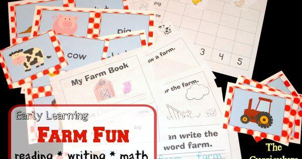 Farm | Activities, The o'jays and Curriculum