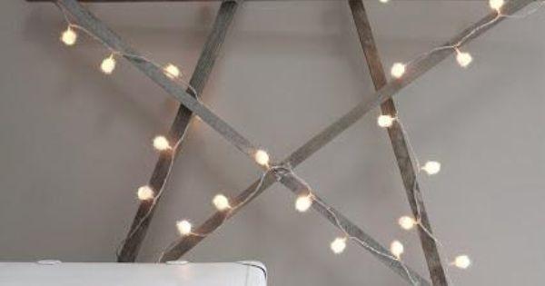 #christmas star light xmas simple