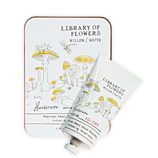Library Of Flowers Lotion Etc Willow Water Bath And Body Hand Cream