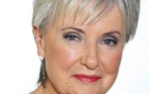 2015 Short Spiky Hairstyles For Women Over 50