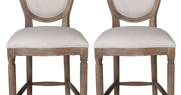 These Beautiful Counter Stools Blend Style With Superb