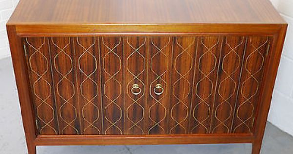 Gordon russell helix rosewood sideboard heals g plan mid century danish mid century vintage - Selig z chair reproduction ...