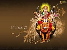 Pin By Quick Act Insurance On Rohit Kumar Navratri Wallpaper Maa Wallpaper Maa Durga Hd Wallpaper