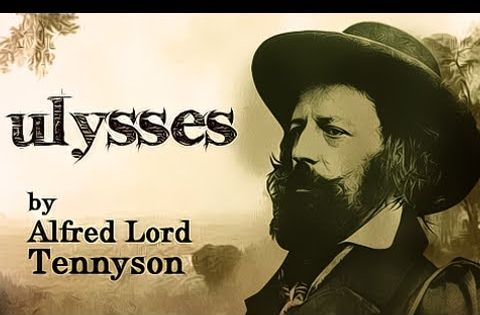 ulysses tennyson essay Read tennyson free essay and over 88,000 other research documents tennyson alfred lord tennyson, the author of the princess, 1847, was born as the fourth of twelve.