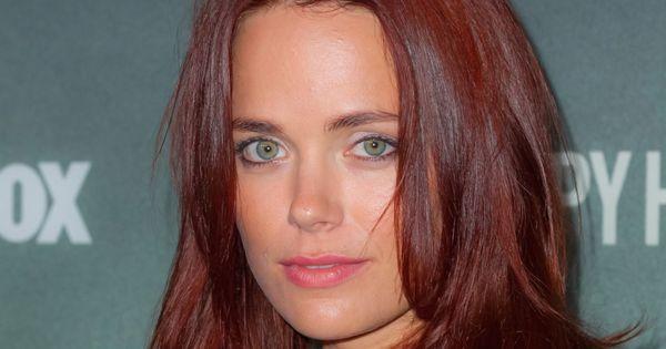 Katia Winter red hair ...