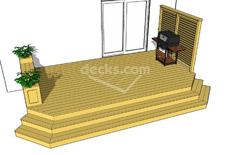 Pin On Free Deck Plans