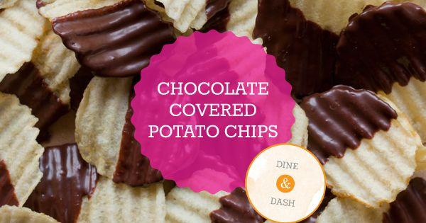 Chocolate Covered Potato Chips | Recipe | Potato chips ...
