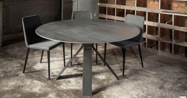 Table Ronde Ceramique Design